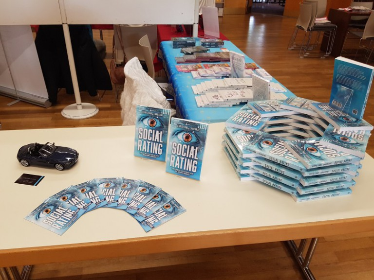 Buchmesse Nidderau