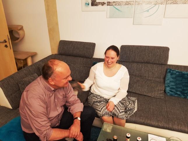 Im Gespräch mit Krimipfarrer Dr. Felix Leibrock