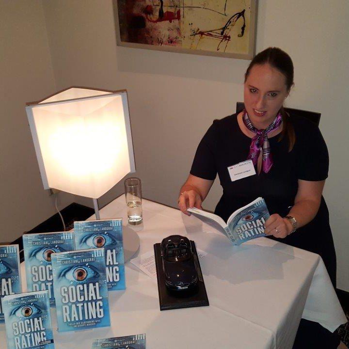 Social Rating: Lesung auf der Buch Berlin 2016