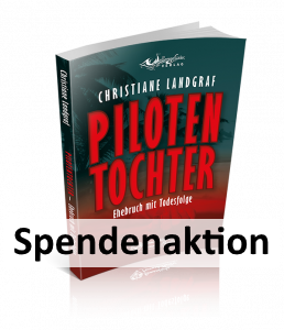 Pilotentochter Spendenaktion